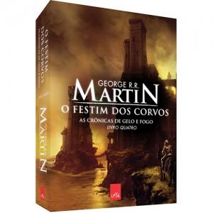 Livro - As Crônicas de Gelo e Fogo (5 vols) - Box Edição de colecionador + 2 livros